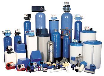Addolcitore cabinato da 20 lt di resina a tempo automatico - Addolcitore acqua casa ...